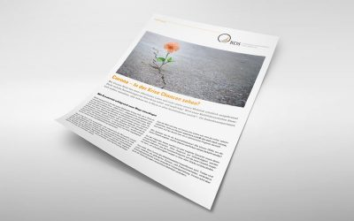Corona – In der Krise Chancen sehen?